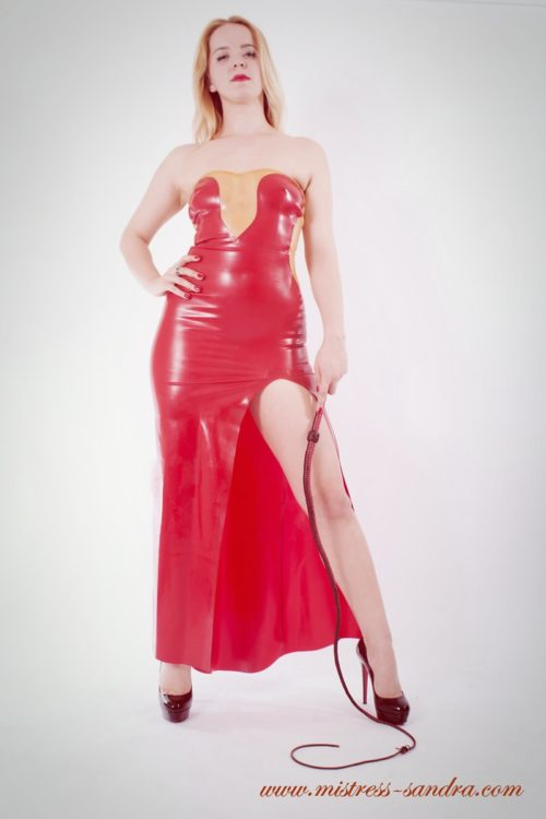 FemDom Goddess Mistress Sandra