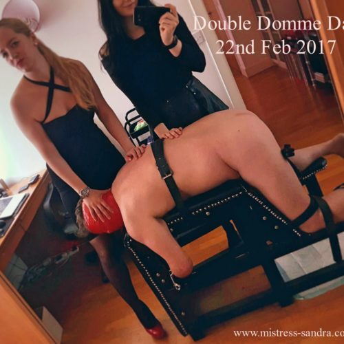 Double Domme sessions in London